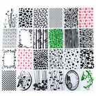 DIY Various Embossing Folder Template Scrapbook Plastic Album Handcraft Decor