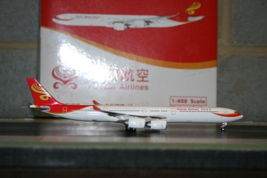 elige tu favorito Phoenix 1 400 Hainan Hainan Hainan Airlines Airbus A340-600 B-6509 (PH10525) modelo de avión  marcas de moda