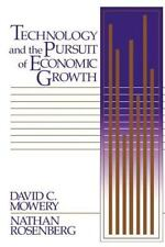 NEW - Technology and the Pursuit of Economic Growth