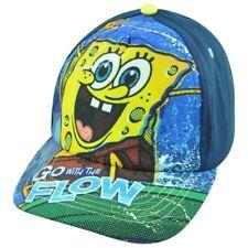 2d33c8235ac item 2 Nickelodeon SpongeBob SquarePants Adjustable Snap Back Surfing Navy  Blue Hat Cap -Nickelodeon SpongeBob SquarePants Adjustable Snap Back  Surfing Navy ...