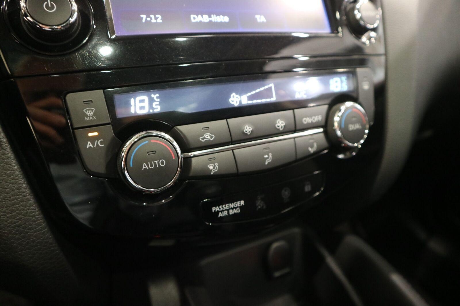 Nissan Qashqai 1,5 dCi 110 N-Connecta - billede 6