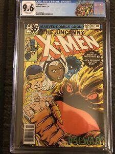 Uncanny-X-Men-117-CGC-9-6-HIGH-GRADE-MARVEL-KEY-1st-Shadow-King-NEWSSTAND