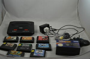 Sega-Mega-Drive-2-amp-diverse-Spiele-amp-mehr-2-3216