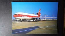 CPM AEROMEXICO MC DONNELL DOUGLAS DC.10.30 PARIS ORLY 1989