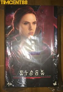 Ready-Hot-Toys-MMS533-AVENGERS-ENDGAME-1-6-Black-Widow-New