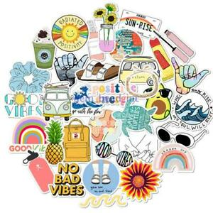 35-piezas-Graffiti-simple-dibujos-animados-lindo-Trolley-adhesivos-de-carcasa-Impermeable-Pegatinas