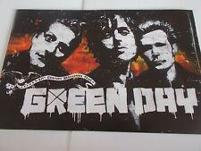 GREEN DAY 2009 21ST BREAKDOWN TOUR PROGRAMM