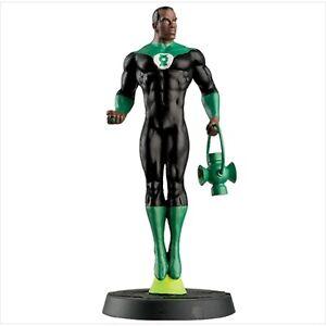 Eaglemoss-DC-Super-Hero-Collection-John-Stewart-Green-Lantern-4-Inch-Figure-NEW