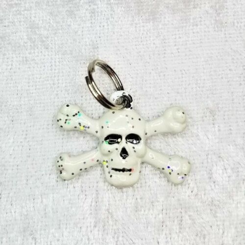 Pewter Charm Choice RIP Skull Casket Coffin SpiderWeb Skeleton Halloween Jewelry