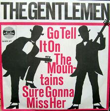 Single / THE GENTLEMEN / AUSTRO BEAT 60er / TOP RARITÄT / MINT /