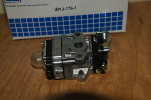 GENUINE WALBRO CARBURETOR WYJ-176 WYJ176 WYJ-176-1 NEW  *