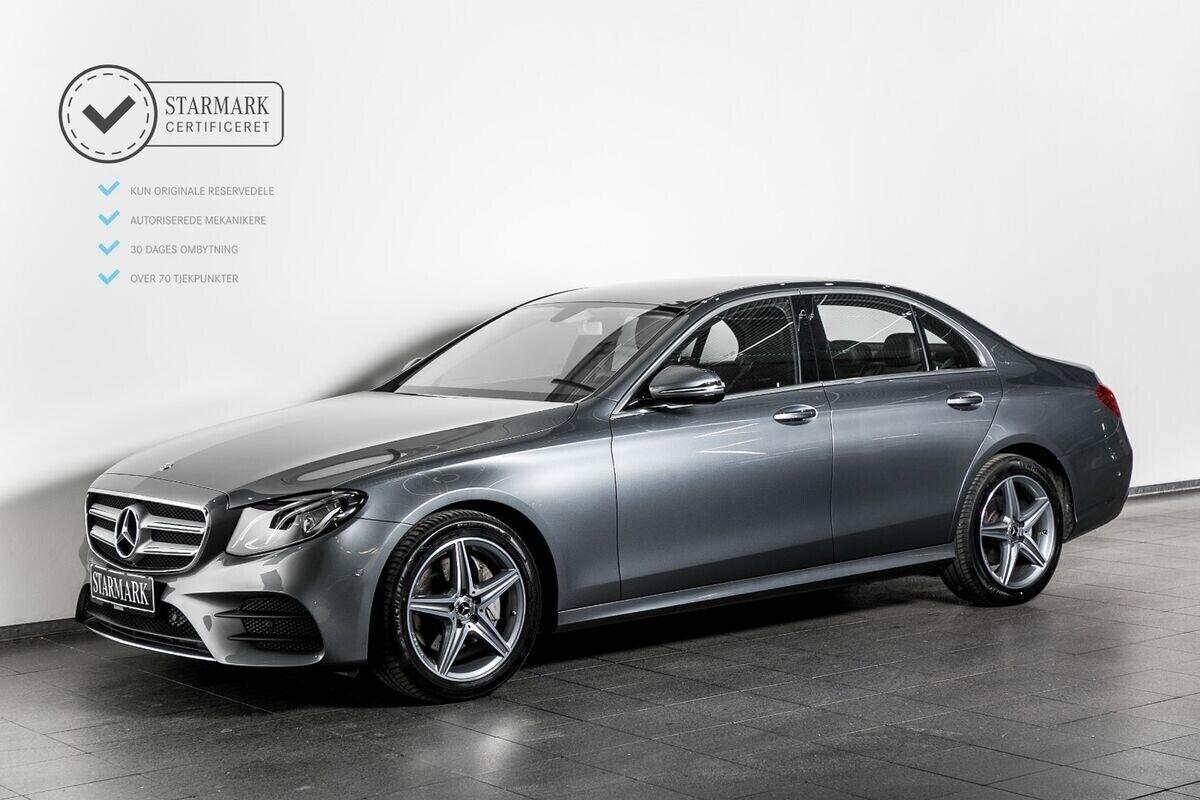Mercedes E220 d 2,0 AMG Line aut. 4d - 509.900 kr.