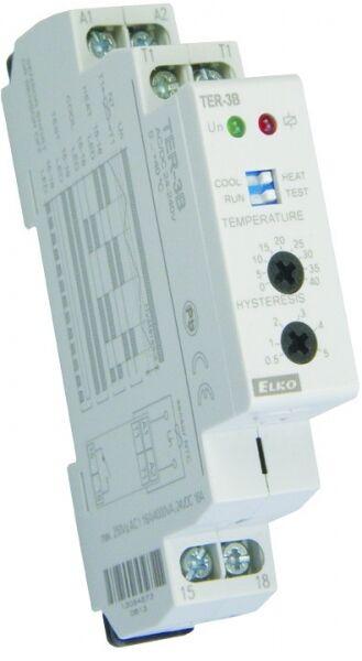 Thermostat TER-3B TER-3B TER-3B  (0.. +40 °C) c0c1f2