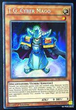 T.G. CYBER MAGO Magician LC5D-IT205 Segreta Italiano YUGIOH