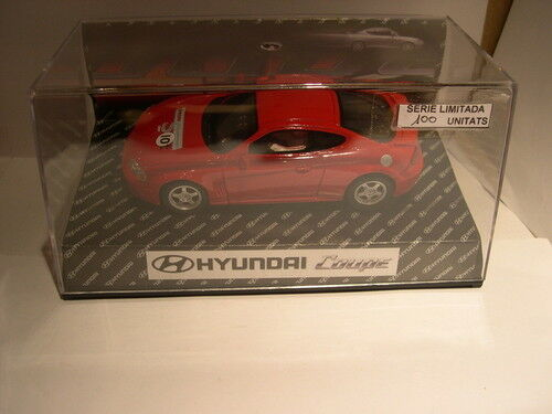 Cartix 510 Hyundai Coupe V6 4WD Trophy Dream Slot Lted. Ed MB