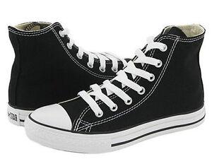 e91b6112a CONVERSE BLACK WHITE HI 3J231 CHUCK TAYLOR ALL STAR KIDS GIRLS BOYS ...