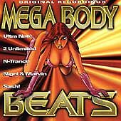 Various-Artists-Mega-Body-Beats-CD-Highly-Rated-eBay-Seller-Great-Prices