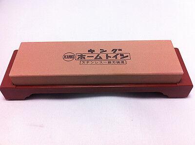 KING Sharpening Stone Whetstone #1000 Japanese Knife Sharpener K-45