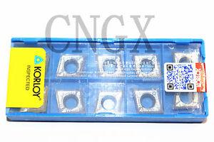 100/%New 10Pcs CCGT120404-AK CCGT431-AK H01 Indexable Insert Carbide Inserts