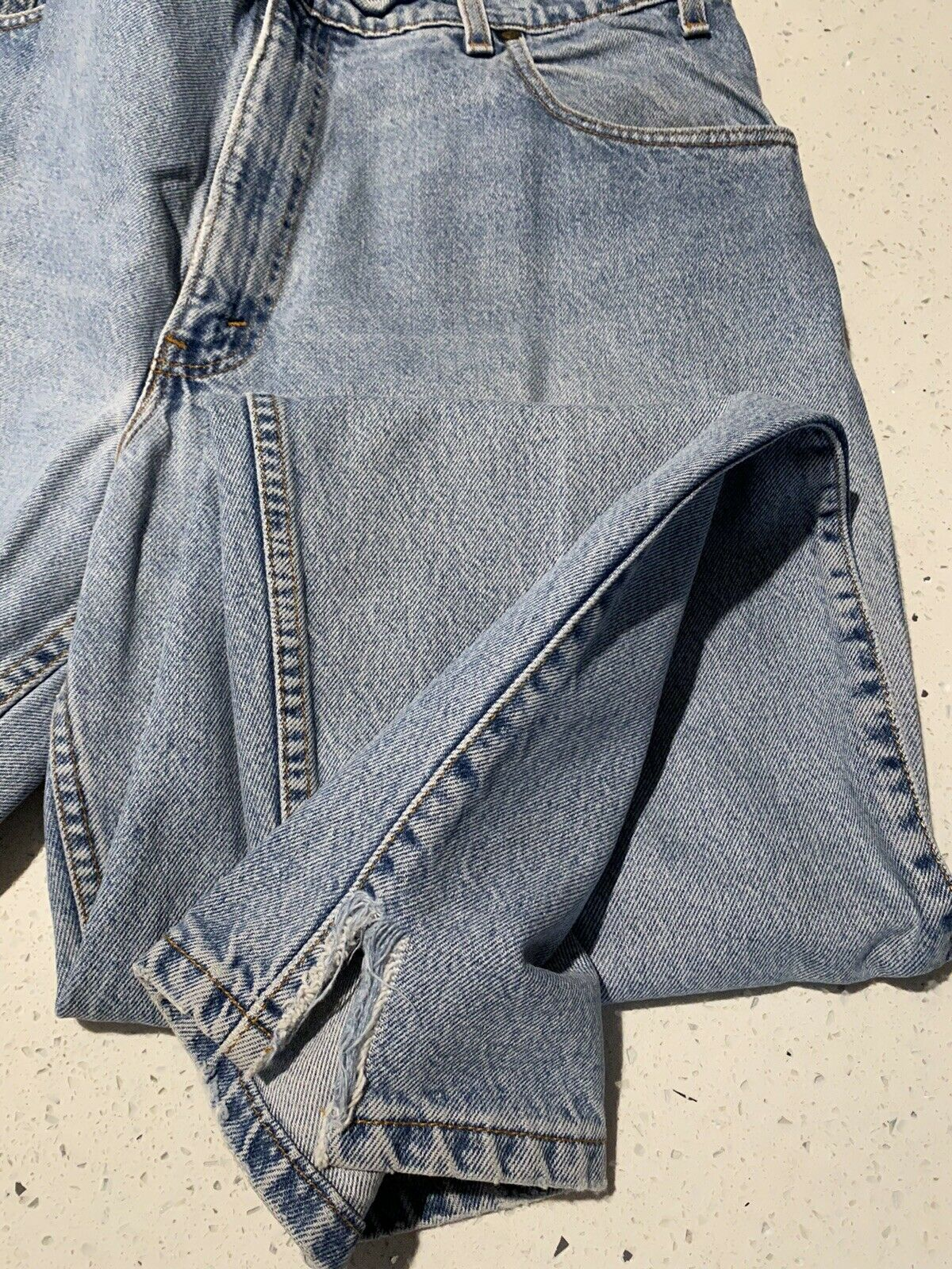 Vintage Levis (Brown Tab) Made In USA - image 11