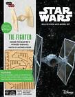 Incredibuilds: Star Wars: Tie Fighter Deluxe Book and Model Set by Michael Kogge (Hardback, 2016)