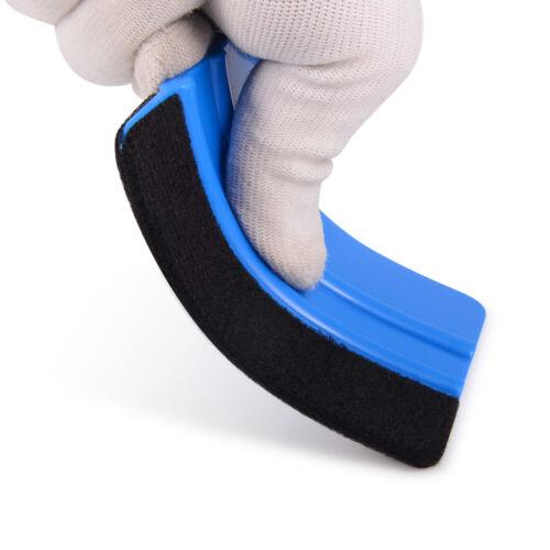 Auto Wrap Werkzeug 5M Spool knifeless Tape Filz Rakel Messer 10 klingen DE