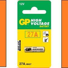 10 x GP 27A 12V Battery GP27A A27 MN27 E27A EL812 L828