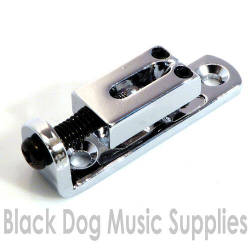 Single string guitar bridge for 3,4,5,6,7 or 8 string guitar,cigar box or banjo