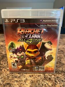Brand-New-Ratchet-amp-Clank-All-4-One-Ps3-Sony-PlayStation-3-Factory-Sealed