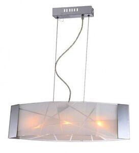 Feria-3flg-Verre-Suspension-Luminaire-Suspendu-Lampe-a-Blanc-avec-Decor
