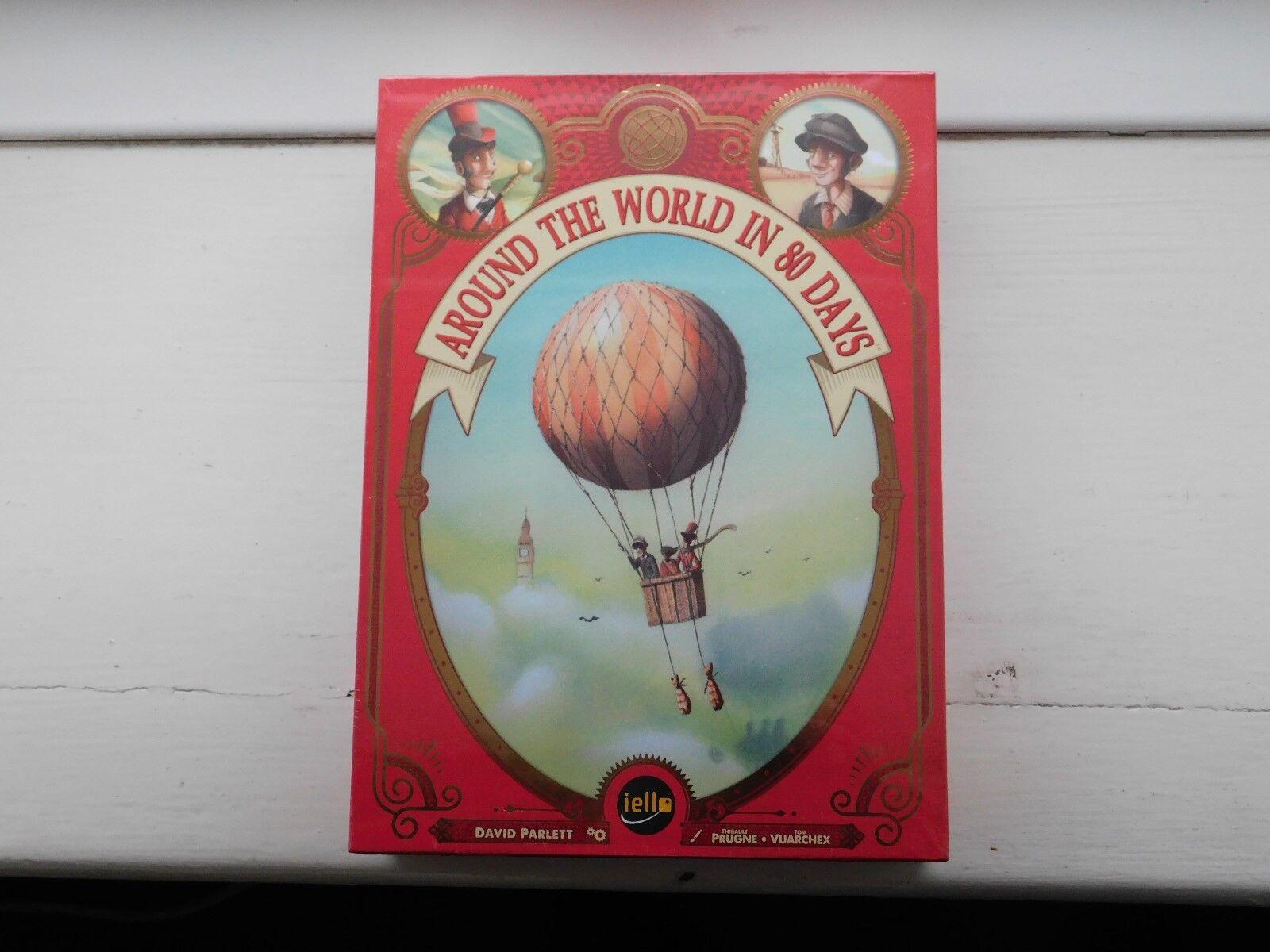 Around The World In 80 Days Days Days Board Game d44783