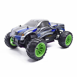 HSP-1-10-Scale-Remote-Control-Nitro-Fuel-4WD-2-4GHz-Off-Road-Monster-Truck-Car