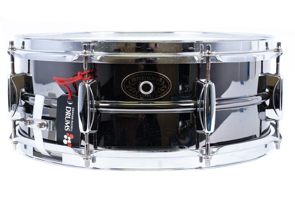 "Tama 14"" x 5.5 Imperial Steel Snare Drum"