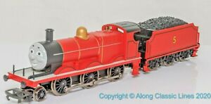 Hornby-R852-OO-Gauge-from-the-Thomas-range-039-James-the-Red-Engine-039