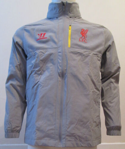 Liverpool Warrior training rain jacket for boys size LB146