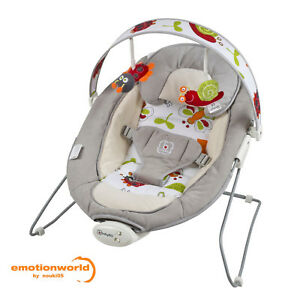 Babywippe elektrisch mit Melodie  Baby Bouncer Spieldosen