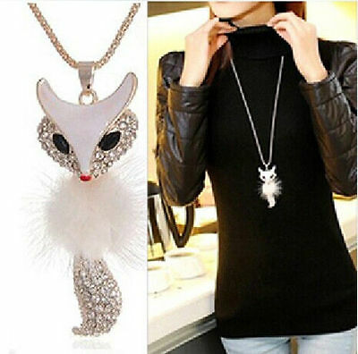 Hot Selling Women Fashion Crystal Rhinestone Jewerly long Necklace A2153