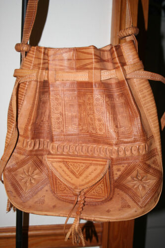 Muy bolsa precioso de cuero hermosa genuino q8aqzPnvx