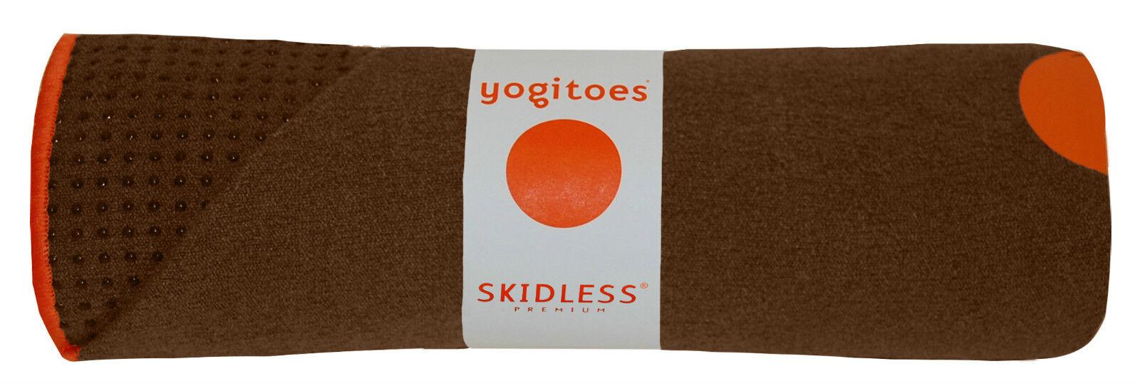 LOAM Yogitoes skidless yoga mat towel 24 x 68 MANDUKA FAST SHIP SHIP