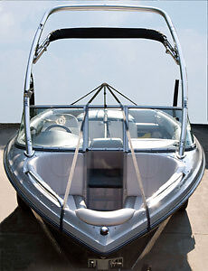 """w//adjustable support pole 22/"""" to 70/"""", Marine Boat Cover Y-Strap Support System"""