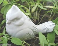 Latex only MOLD  tiny bird latex mold plaster concrete casting mould