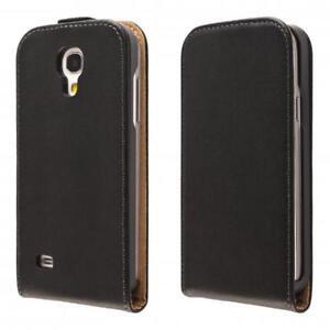 Samsung-Galaxy-S4-mini-i9195-Coque-de-protection-Housse-noir-protection-d-039-ecran