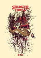 Tidelands Netflix Charlotte Best TV Series Art Silk Poster Print