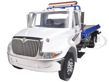 FAST & FURIOUS 7 INTERNATIONAL DURASTAR 4400 FLAT BED TOW TRUCK 1/24 JADA 97218