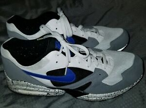 super popular ea18a 03c4f Details about Nike Air Tailwind 92 White Varsity Royal Black sz 15 Air Max  2008 336611-141