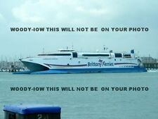 mp140 - Brittany Fast Ferry - Normandie Express - photo 6x4
