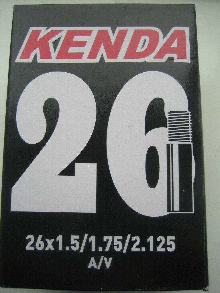 Kenda Coffret Cycle Vélo Tube Intérieur 26 26 26 x 1,5 / 2,125 valve schrader a / v ebcd37