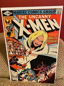 Uncanny X-Men #131 VF 1st App. White Queen Key Issue Bronze Age