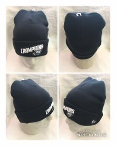 NFL Philadelphia Eagles Super Bowl 52 LII Champions New Era Knit Hat ... df99421c0