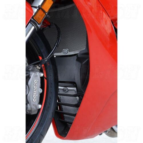 R/&G Ducati Supersport 939 Radiator Oil Cooler Guard Cover Protector Grill Grille